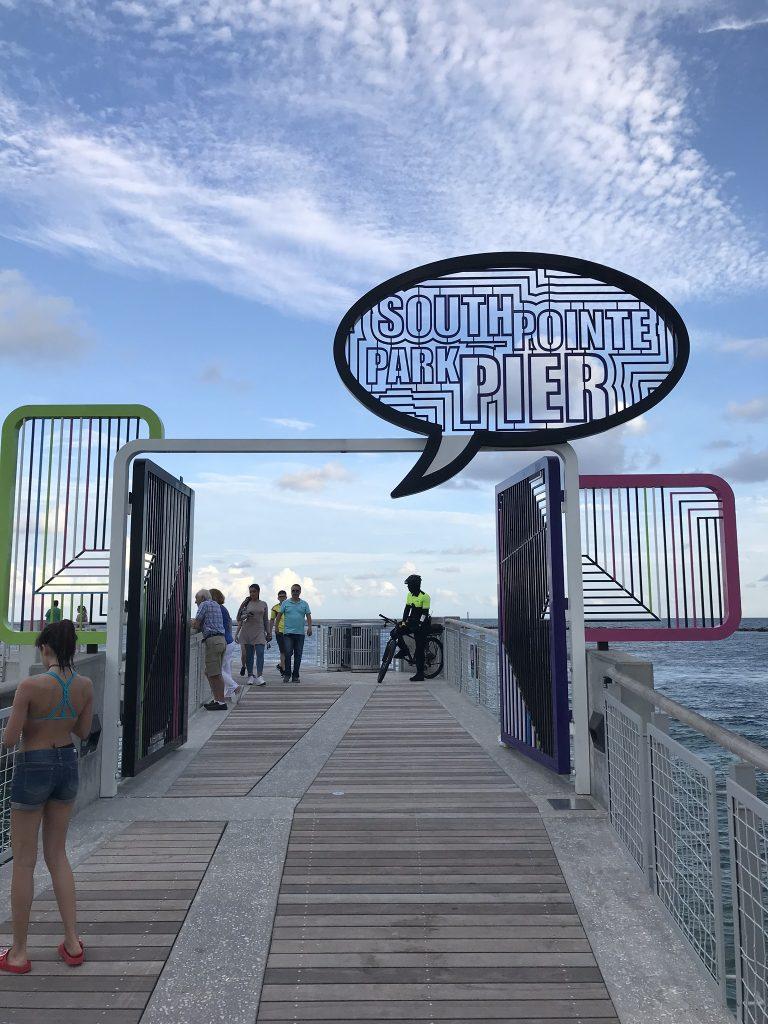 south pointe park - pasión por miami